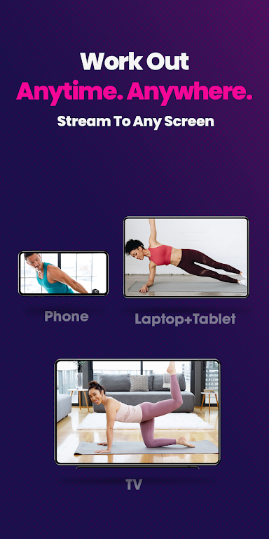 FitOn - Free Fitness Workouts & Personalized Plans poster 7