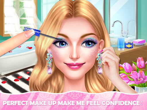 Wedding Makeup Stylist - Games for Girls 1.0 Screenshots 3