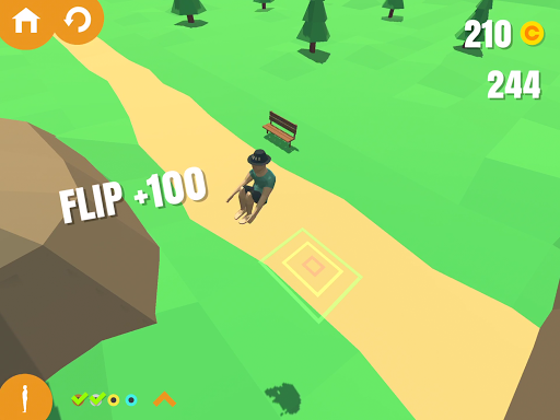 Flip Trickster - Parkour Simulator screenshots 16