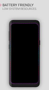 True Edge Mod Apk Edge Lighting (All Pro Features Unlocked) 3