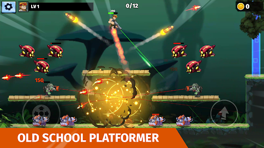 Auto Hero: Auto-fire platformer Mod Apk (God Mode) 7