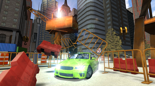 Car Driving Simulator: NY 4.17.2 screenshots 4