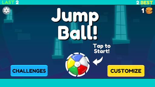 Jump Ball : Sweet Fun Games 2.8 screenshots 6