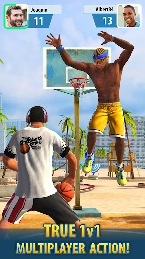 Basketball Stars screenshots 1