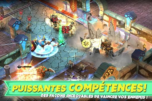 Dungeon Legends - RPG MMO Game APK MOD – Pièces de Monnaie Illimitées (Astuce) screenshots hack proof 1