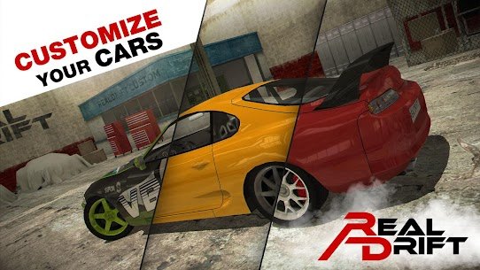 Real Drift Car Racing 3