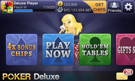 Texas HoldEm Poker Deluxe 2.6.0 Screenshots 1