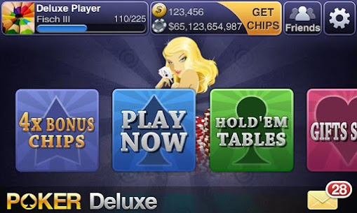 Free Texas HoldEm Poker Deluxe 3