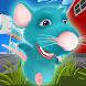 マウスの実行 - Androidアプリ