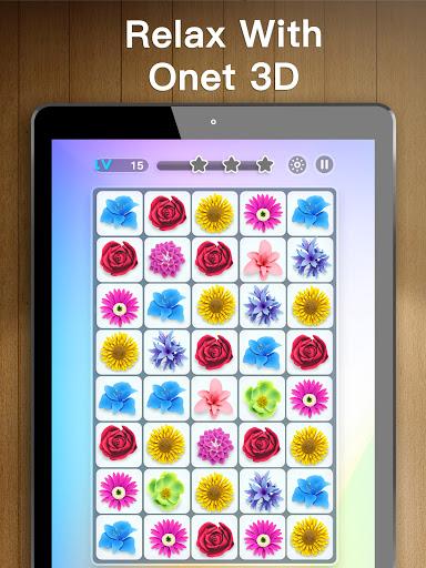 Onet 3D - Classic Link Puzzle  screenshots 8