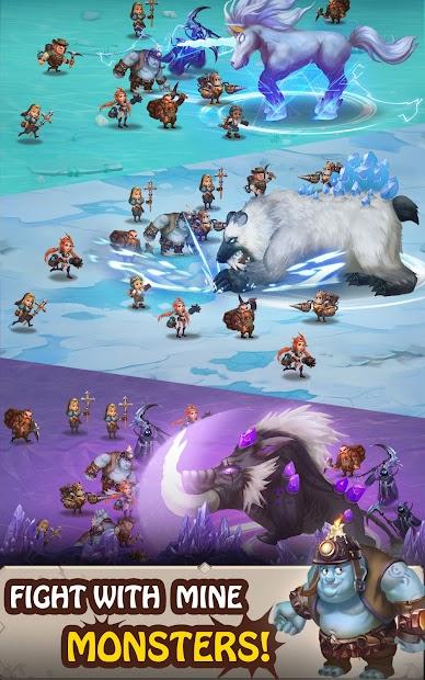 Mine Legend 2 - Idle Miner RPG screenshot 15