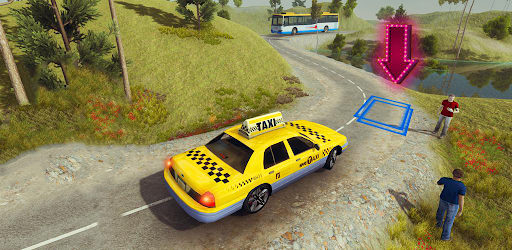 Télécharger Taxi Games – Taxi Driving Games – Taxi Sim Offline APK MOD (Astuce) screenshots 1