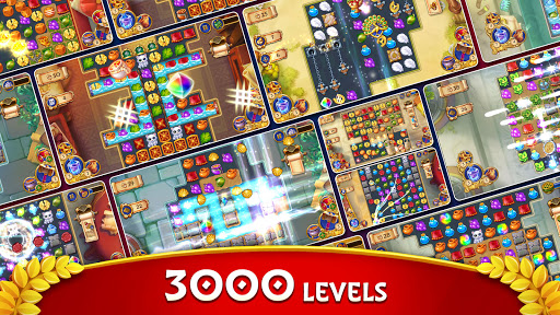 Jewels of Rome: Gems and Jewels Match-3 Puzzle  screenshots 20