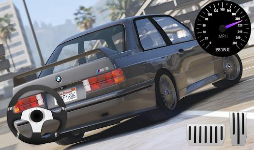 Run Racer BMW M3 Parking Star 11.1 Screenshots 2