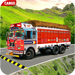 Indian Real Cargo Truck Driver New Truck Games 21