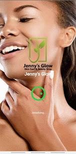 Jenny's Glow 1.0 APK Mod [Unlimited] 1