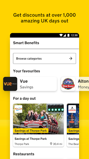 The AA membership & breakdown reporting app apktram screenshots 5