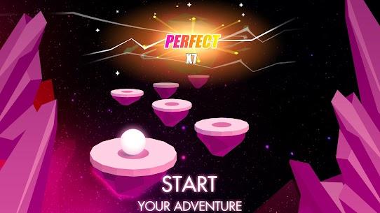 Hop Ball 3D: Dancing Ball on Music Tiles Road Mod 1.7.7 Apk [Unlimited Diamonds] 5