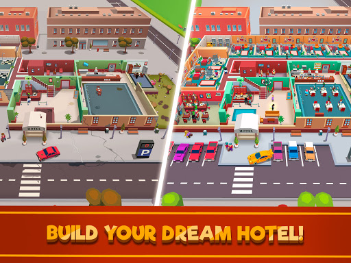 Hotel Empire Tycoon - Idle Game Manager Simulator 1.9.7 screenshots 7