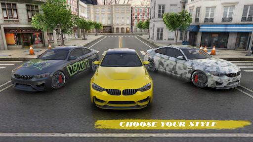 Driving Simulator M4 apkpoly screenshots 6
