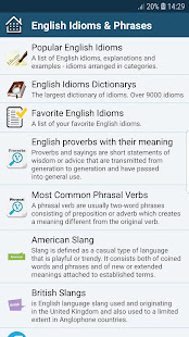 idioms dictionary online