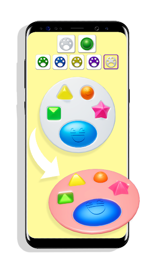 DIY Simple Dimple! Pop It Fidget Toys Set  screenshots 12