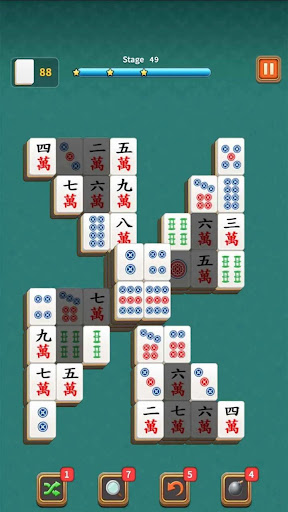 Mahjong Match Puzzle apkpoly screenshots 3