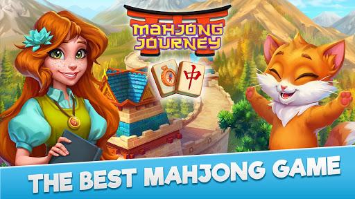 Mahjong Journey: A Tile Match Adventure Quest  screenshots 11