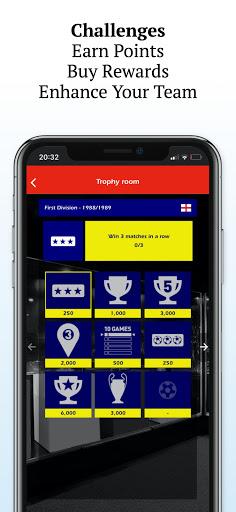 Retro Football Management - Be a Football Manager  screenshots 7