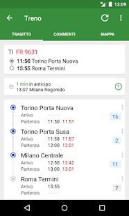 Train Timetable Italy 8.18.20 Screenshots 3