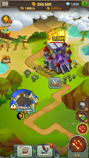 Idle Conquest screenshot 1