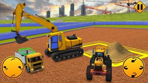Heavy Machinery Excavator Crane Operator 1.10 screenshots 7
