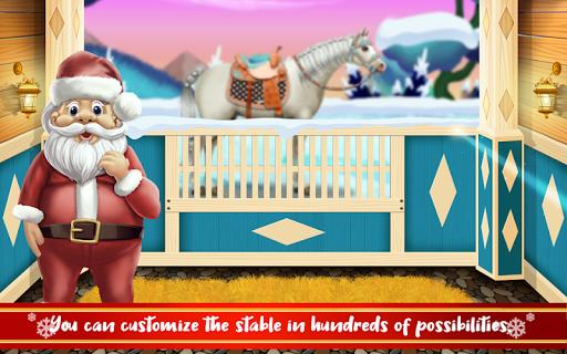 Santa Horse Caring screenshots 3