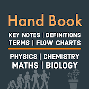 Handbook of Physics, Chemistry, Biology & Math's