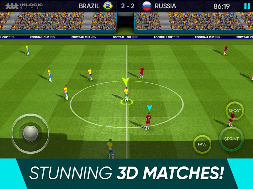 Soccer Cup 2021: Free Football Games Apkfinish screenshots 17