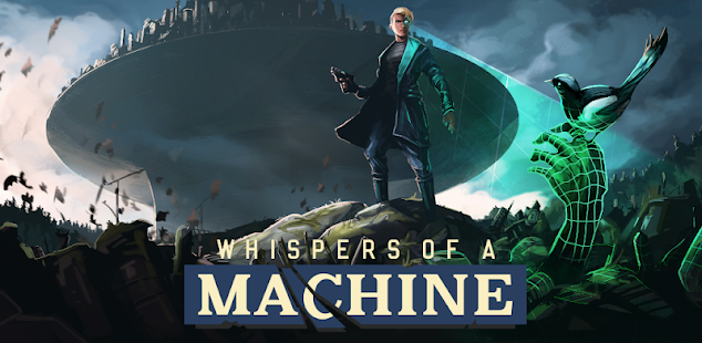 Скриншот №1 к Whispers of a Machine