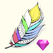色彩の旅-coloring diorama- (Paid) :*癒し*カラーリングブック - Androidアプリ