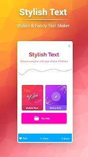 Stylish Text Free - Fancy Text Screenshot