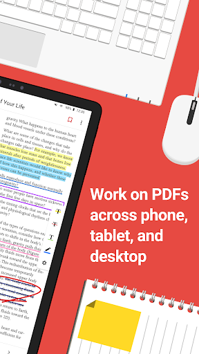 PDF Reader - Sign, Scan, Edit & Share PDF Document screenshots 10