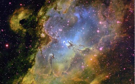 Nebula Jigsaw Puzzles  screenshots 1