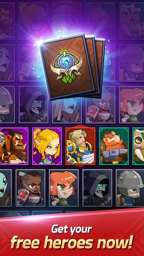 Dungeon Tactics : AFK Heroes 1.4.0 screenshots 1
