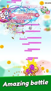 Candy Bounce Blast: Save the Cookie World! 4