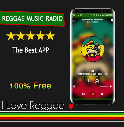 Reggae Music Free screenshot 2