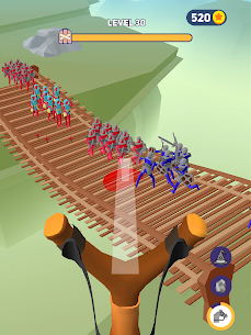 Throw and Defend MOD APK 1.0.55 (Unlimited Money) 9