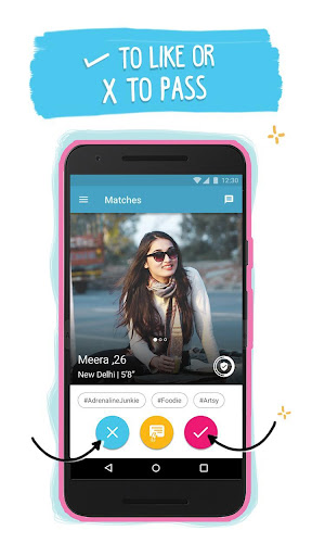 TrulyMadly - Dating app for Singles in India screenshots 2
