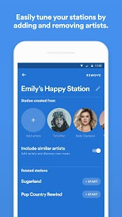 Spotify Stations: Streaming music radio stations 5