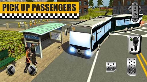 Bus & Taxi Driving Simulator  screenshots 6
