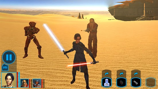Star Wars™: KOTOR Capture d'écran
