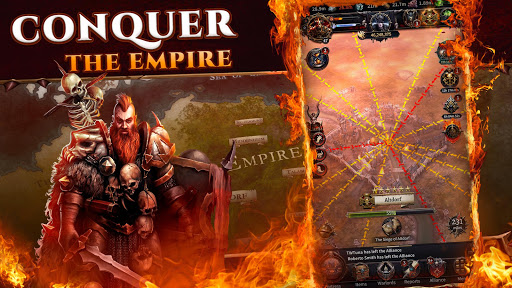 Warhammer: Chaos & Conquest - Real Time Strategy 1.20.90 screenshots 4