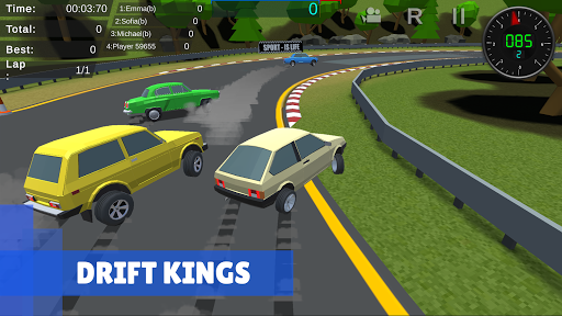 Drift Vaz Driving Simulator  screenshots 4